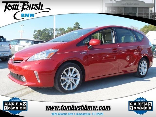 2014 toyota prius v five five 4dr wagon for sale in jacksonville florida classified. Black Bedroom Furniture Sets. Home Design Ideas