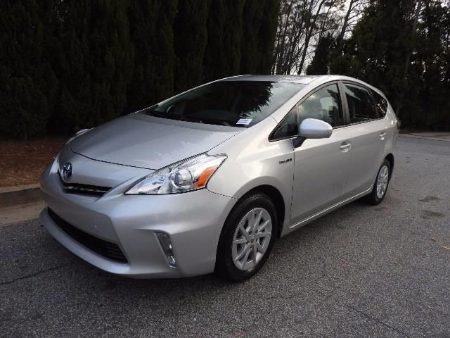 2014 Toyota Prius v Five Five 4dr Wagon