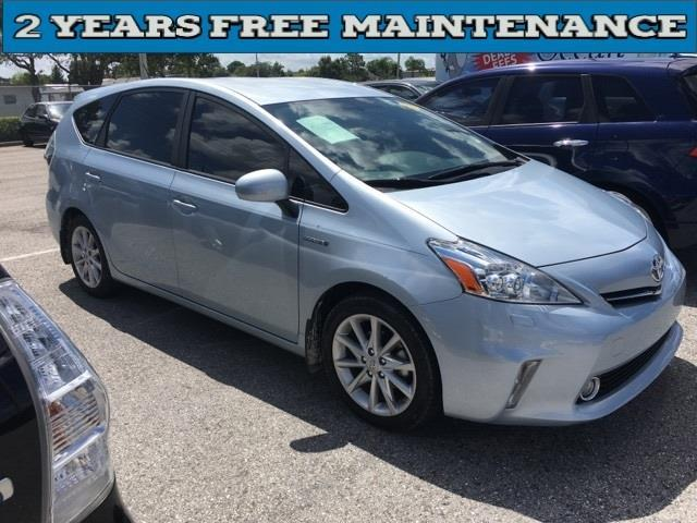 2014 toyota prius v five five 4dr wagon for sale in port richey florida classified. Black Bedroom Furniture Sets. Home Design Ideas