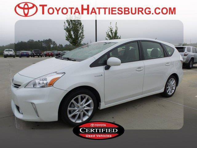 2014 toyota prius v five five 4dr wagon for sale in hattiesburg mississippi classified. Black Bedroom Furniture Sets. Home Design Ideas