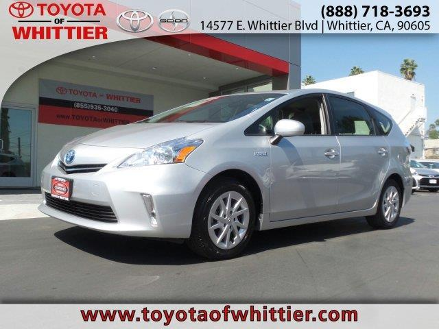 2014 toyota prius v three three 4dr wagon for sale in whittier california classified. Black Bedroom Furniture Sets. Home Design Ideas