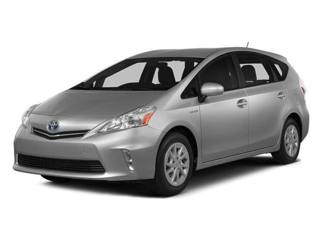 2014 Toyota Prius v Two Two 4dr Wagon
