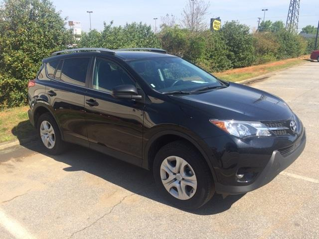 2014 toyota rav4 4x2 le 4dr suv for sale in anderson south carolina classified. Black Bedroom Furniture Sets. Home Design Ideas