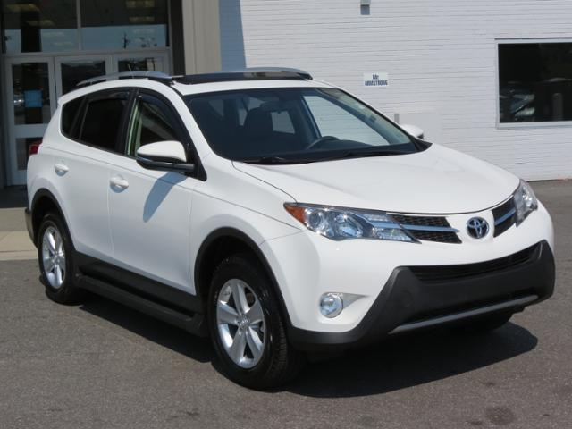 2014 toyota rav4 4x4 xle 4dr suv for sale in hickory north carolina classified. Black Bedroom Furniture Sets. Home Design Ideas
