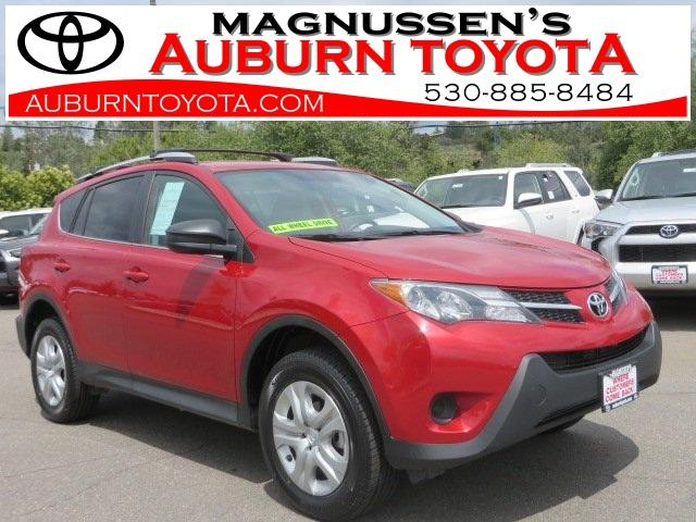 2014 toyota rav4 awd le 4dr suv for sale in auburn california classified. Black Bedroom Furniture Sets. Home Design Ideas