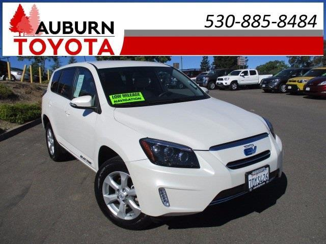2014 toyota rav4 ev base base 4dr suv for sale in auburn california classified. Black Bedroom Furniture Sets. Home Design Ideas
