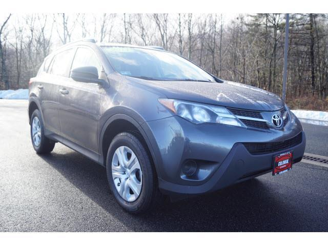 2014 toyota rav4 le awd le 4dr suv for sale in smithfield rhode island classified. Black Bedroom Furniture Sets. Home Design Ideas