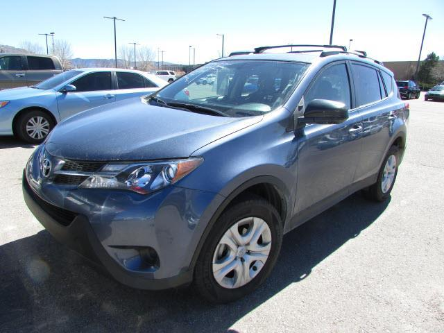 2014 Toyota Rav4 Le Awd Le 4dr Suv For Sale In Albuquerque