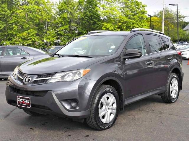 2014 toyota rav4 le awd le 4dr suv for sale in wallingford connecticut classified. Black Bedroom Furniture Sets. Home Design Ideas