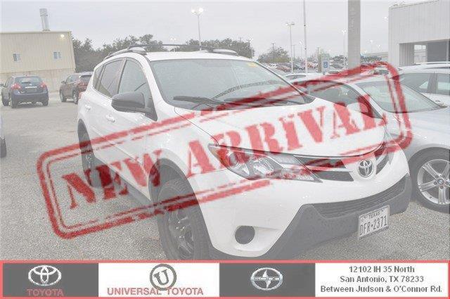 2014 Toyota RAV4 LE LE 4dr SUV