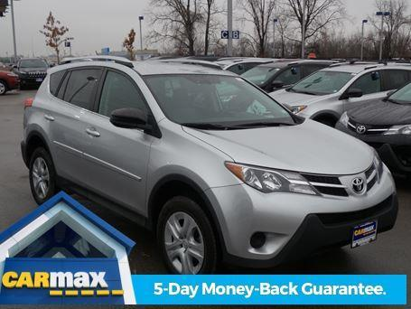 2014 toyota rav4 le le 4dr suv for sale in bloomington illinois classified. Black Bedroom Furniture Sets. Home Design Ideas