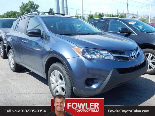 2014 toyota rav4 le le 4dr suv for sale in tulsa oklahoma classified. Black Bedroom Furniture Sets. Home Design Ideas