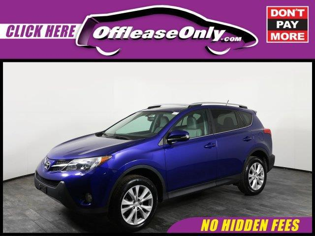 2014 Toyota RAV4 Limited AWD Limited 4dr SUV