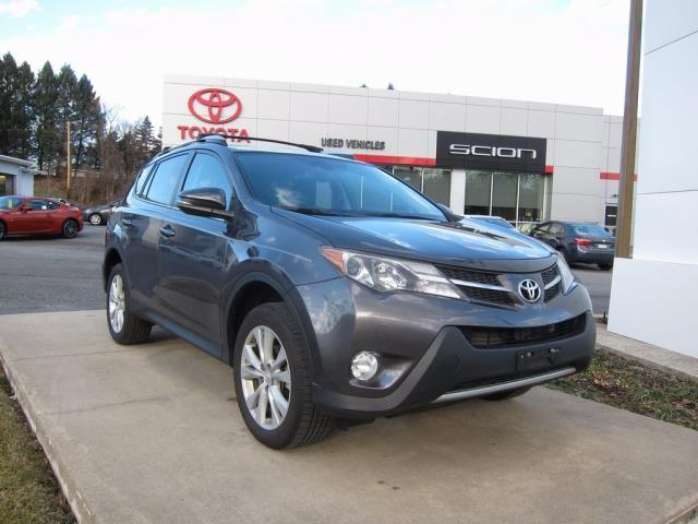 2014 toyota rav4 limited awd limited 4dr suv for sale in reading pennsylvania classified. Black Bedroom Furniture Sets. Home Design Ideas