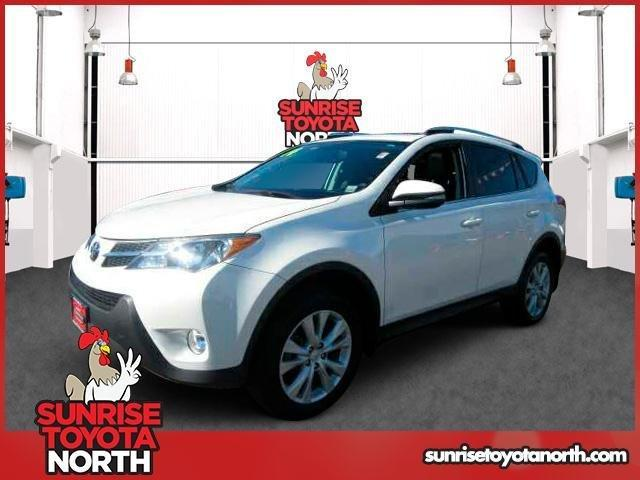 2014 toyota rav4 limited awd limited 4dr suv for sale in middle island new york classified. Black Bedroom Furniture Sets. Home Design Ideas
