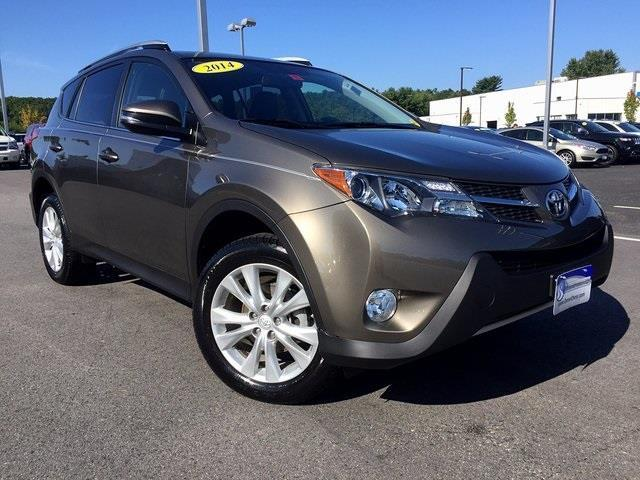 2014 toyota rav4 limited awd limited 4dr suv for sale in dover new hampshire classified. Black Bedroom Furniture Sets. Home Design Ideas