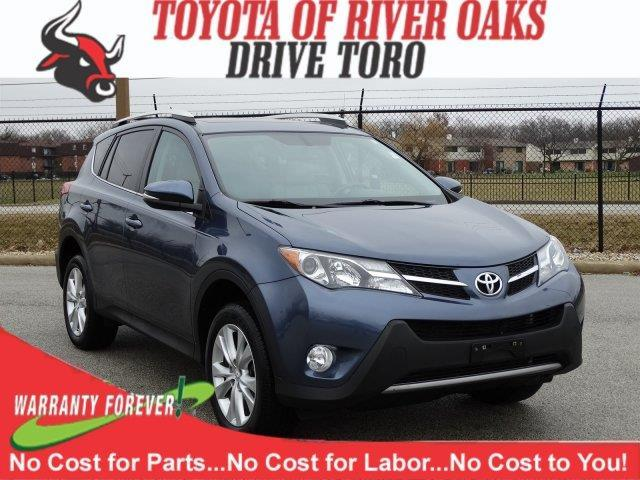 2014 Toyota RAV4 Limited Limited 4dr SUV