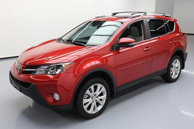 2014 toyota rav4 limited limited 4dr suv for sale in. Black Bedroom Furniture Sets. Home Design Ideas