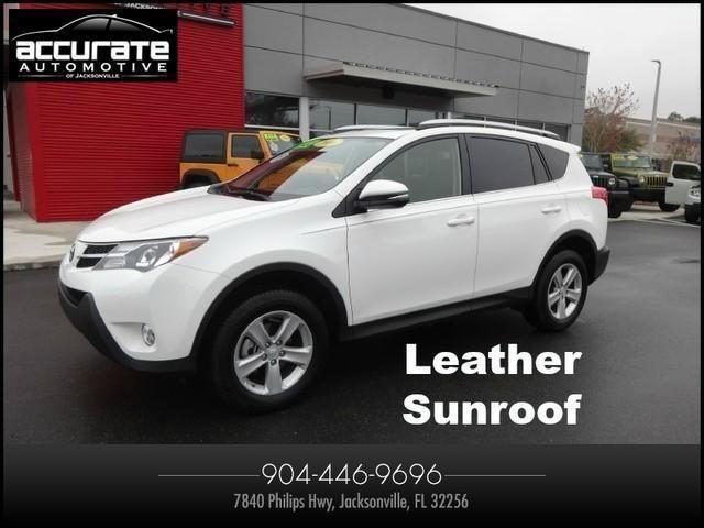 2014 toyota rav4 xle for sale in jacksonville florida classified. Black Bedroom Furniture Sets. Home Design Ideas
