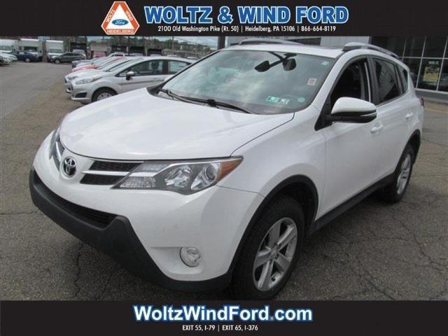 2014 toyota rav4 xle awd xle 4dr suv for sale in carnegie pennsylvania classified. Black Bedroom Furniture Sets. Home Design Ideas