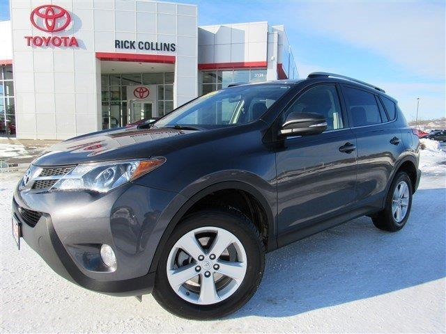 2014 toyota rav4 xle awd xle 4dr suv for sale in sioux city iowa classified. Black Bedroom Furniture Sets. Home Design Ideas