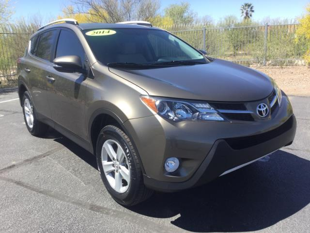 2014 toyota rav4 xle awd xle 4dr suv for sale in tucson arizona classified. Black Bedroom Furniture Sets. Home Design Ideas