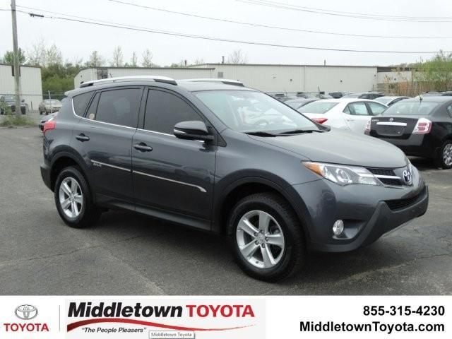 2014 toyota rav4 xle awd xle 4dr suv for sale in middletown connecticut classified. Black Bedroom Furniture Sets. Home Design Ideas