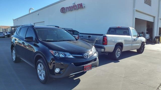 2014 toyota rav4 xle xle 4dr suv for sale in laredo texas classified. Black Bedroom Furniture Sets. Home Design Ideas