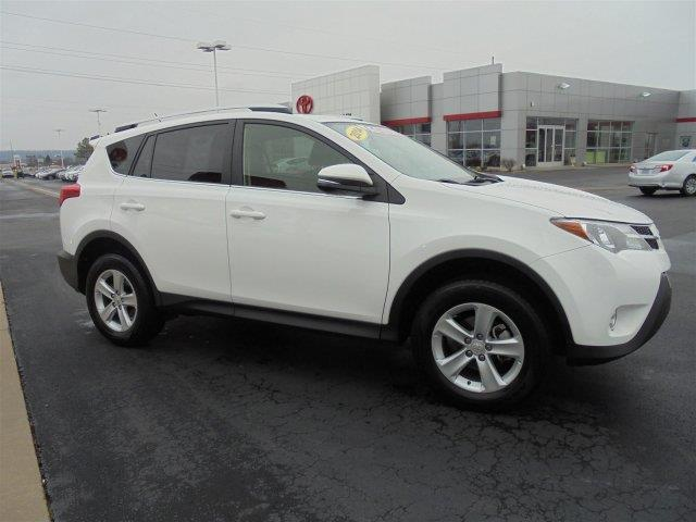 2014 toyota rav4 xle xle 4dr suv for sale in fort smith arkansas classified. Black Bedroom Furniture Sets. Home Design Ideas