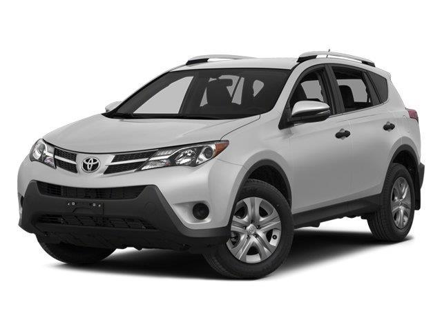 2014 Toyota RAV4 XLE XLE 4dr SUV