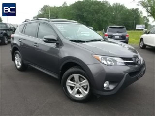 2014 toyota rav4 xle xle 4dr suv for sale in tupelo mississippi classified. Black Bedroom Furniture Sets. Home Design Ideas