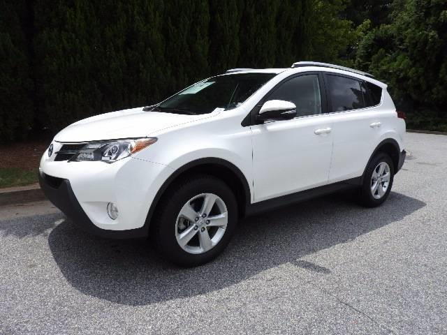 2014 toyota rav4 xle xle 4dr suv for sale in atlanta georgia classified. Black Bedroom Furniture Sets. Home Design Ideas