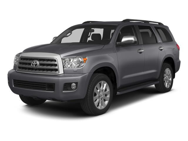 2014 Toyota Sequoia Platinum 4x2 Platinum 4dr SUV