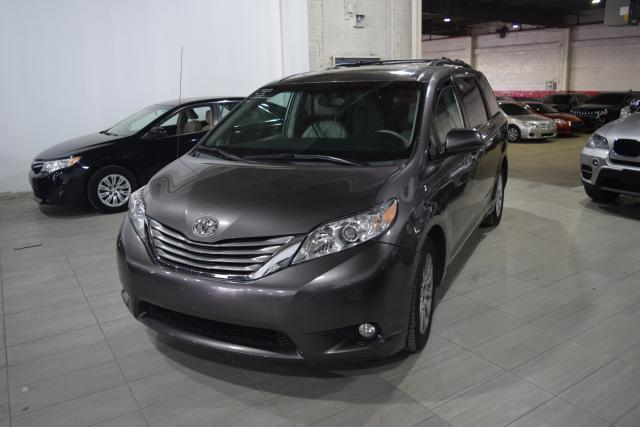 2014 Toyota Sienna Limited 7-Passenger AWD Limited