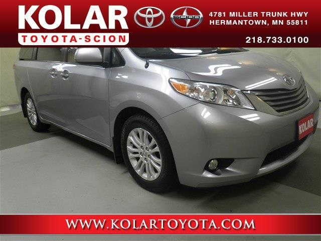 2014 Toyota Sienna Limited 7-Passenger Limited