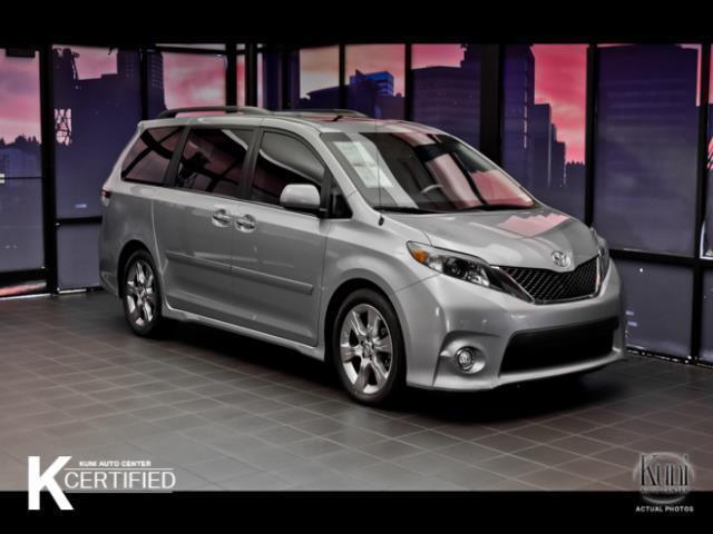2014 Toyota Sienna SE 8-Passenger SE 8-Passenger 4dr