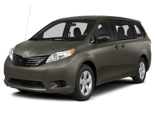2014 Toyota Sienna XLE 7-Passenger Auto Access Seat XLE