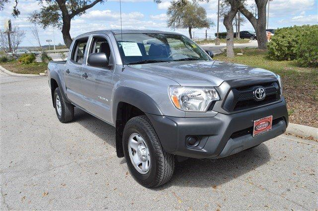 2014 toyota tacoma 4x2 prerunner v6 4dr double cab 5 0 ft sb 5a for sale in san antonio texas. Black Bedroom Furniture Sets. Home Design Ideas