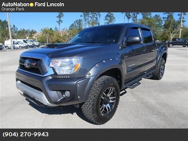 2014 toyota tacoma for sale in jacksonville florida classified. Black Bedroom Furniture Sets. Home Design Ideas