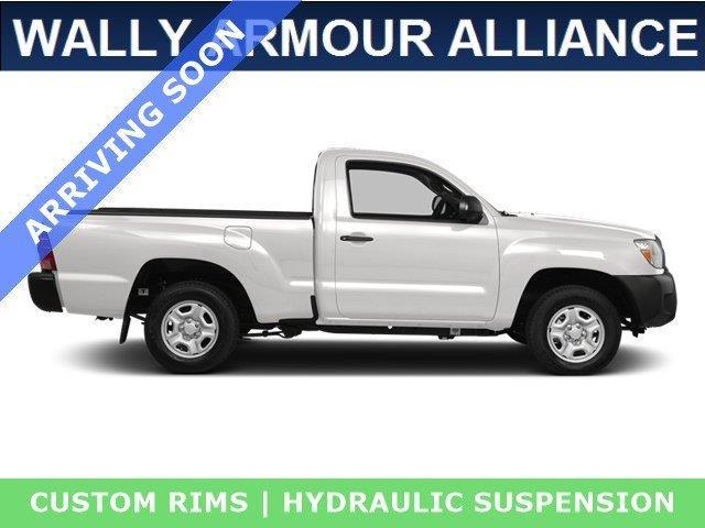 2014 Toyota Tacoma Base 4x2 Base 2dr Regular Cab 6.1 ft