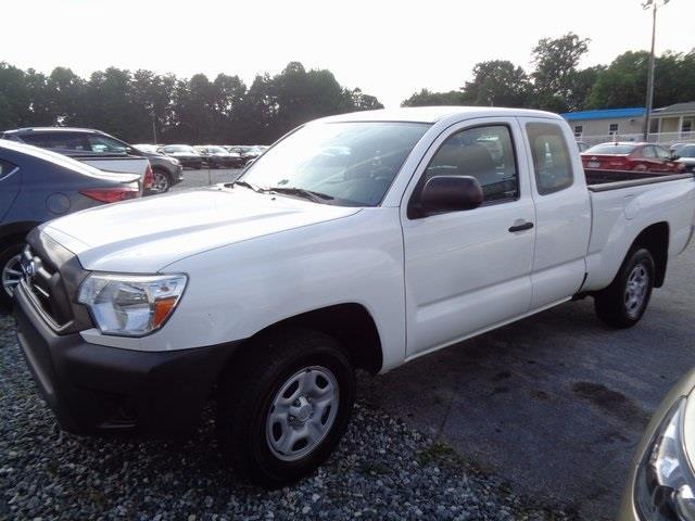 2014 toyota tacoma base 4x2 base 4dr access cab 6 1 ft sb 5m for sale in greensboro north. Black Bedroom Furniture Sets. Home Design Ideas