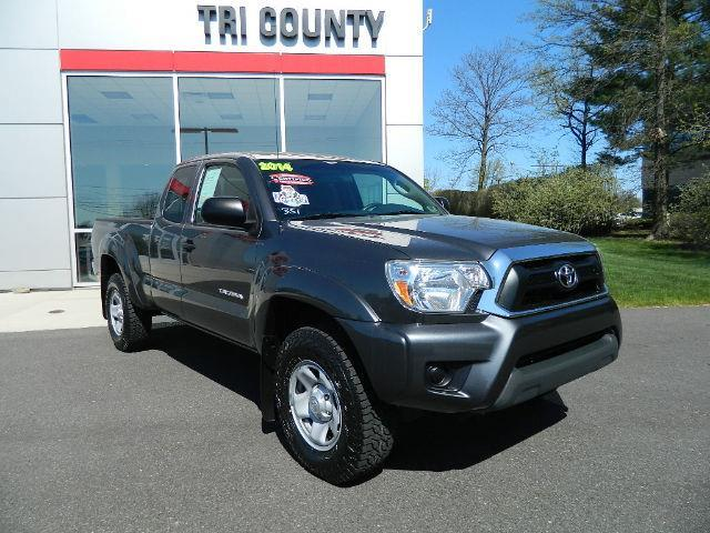 2014 toyota tacoma base 4x4 base 4dr access cab 6 1 ft sb 5m for sale in limerick pennsylvania. Black Bedroom Furniture Sets. Home Design Ideas