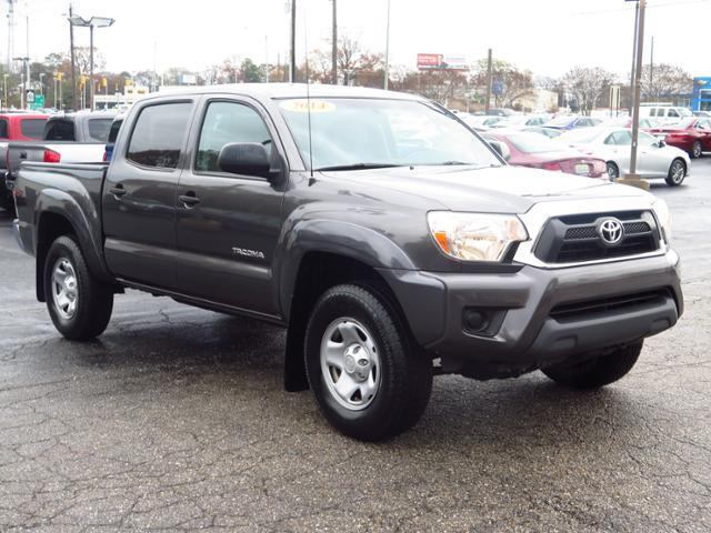 2014 toyota tacoma prerunner 4x2 prerunner 4dr double cab 5 0 ft sb 4a for sale in montgomery. Black Bedroom Furniture Sets. Home Design Ideas