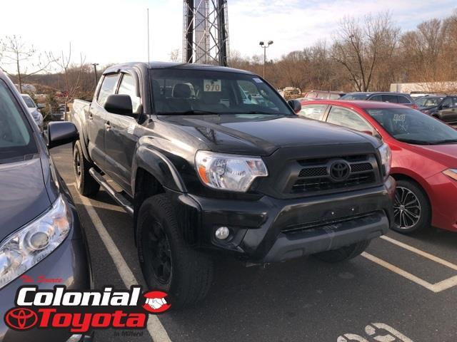 2014 toyota tacoma v6 4x4 v6 4dr double cab 5 0 ft sb 6m for sale in milford connecticut. Black Bedroom Furniture Sets. Home Design Ideas