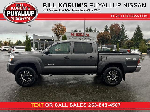 2014 toyota tacoma v6 4x4 v6 4dr double cab 5 0 ft sb 6m for sale in portland oregon classified. Black Bedroom Furniture Sets. Home Design Ideas