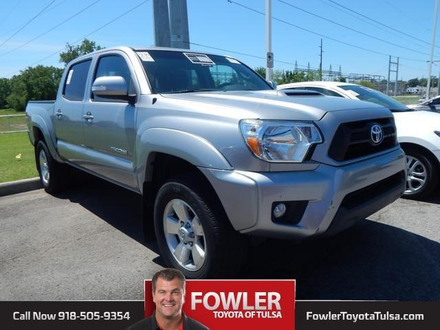 2014 toyota tacoma v6 4x4 v6 4dr double cab 5 0 ft sb 6m for sale in tulsa oklahoma classified. Black Bedroom Furniture Sets. Home Design Ideas
