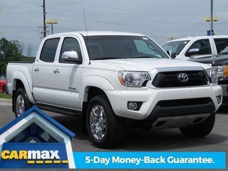 2014 toyota tacoma v6 4x4 v6 4dr double cab 5 0 ft sb 6m for sale in knoxville tennessee. Black Bedroom Furniture Sets. Home Design Ideas