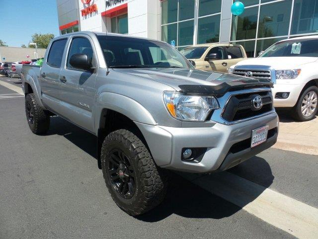 2014 toyota tacoma v6 4x4 v6 4dr double cab 5 0 ft sb 6m for sale in chico california. Black Bedroom Furniture Sets. Home Design Ideas