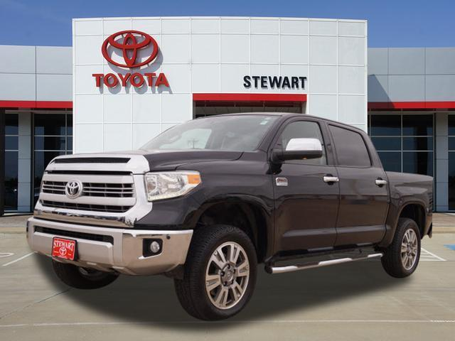 2014 toyota tundra 1794 4x4 1794 4dr crewmax cab pickup sb 5 7l v8 ffv for sale in corsicana. Black Bedroom Furniture Sets. Home Design Ideas