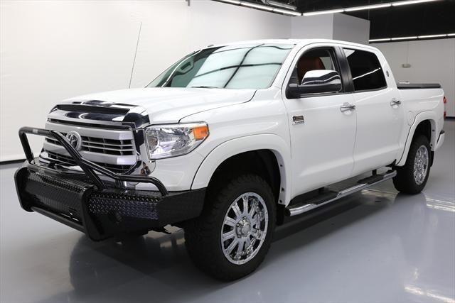 2014 toyota tundra 1794 4x4 1794 4dr crewmax cab pickup sb. Black Bedroom Furniture Sets. Home Design Ideas